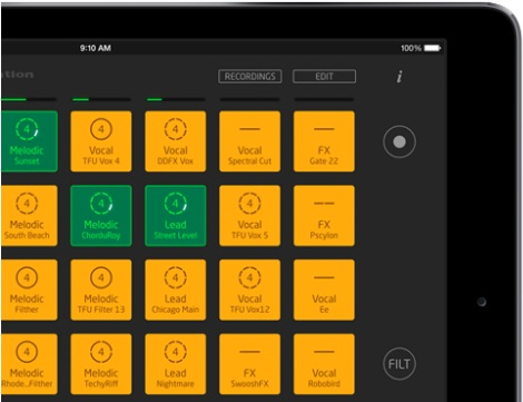 Preview of Novation Launchpad