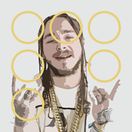 Post Malone beatmaker app